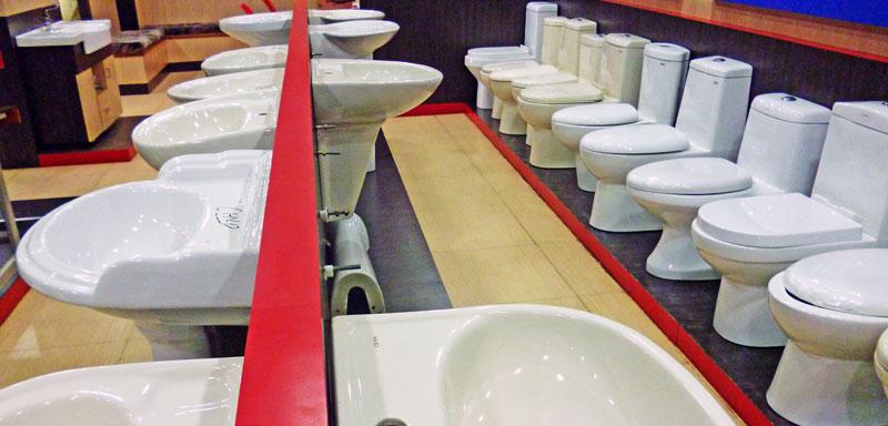 Tile Granite Sanitaryware Showroom Shalimar Marbles