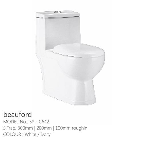 EWC beauford One piece